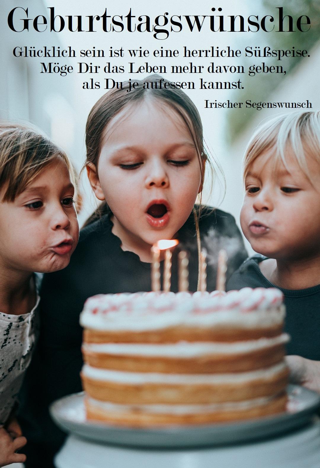 Jahre 2 geburtstagswünsche für Geburtstagssprüche passend