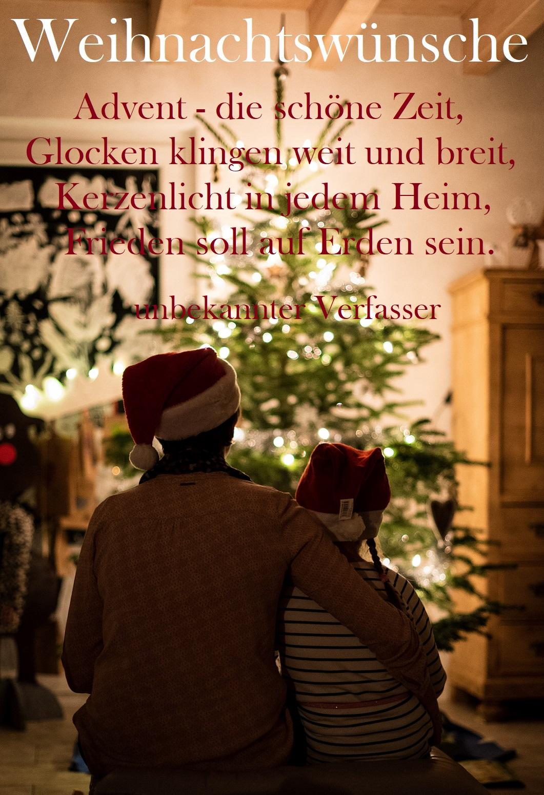 Schöne Weihnachtswünsche